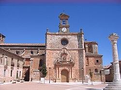 San Miguel-preĝejo (13-a - 18-a jarcento)