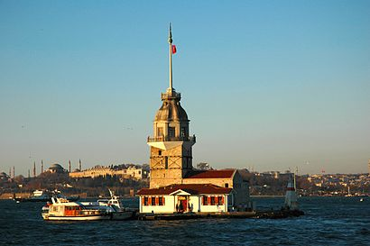 How to get to Üsküdar with public transit - About the place