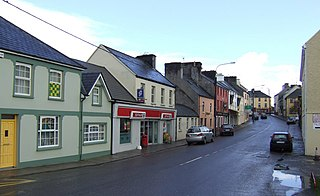Milltown, County Kerry Town in Munster, Ireland