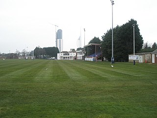 United Services Recreation Ground stadium