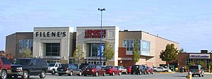 The Maine Mall - Image: Maine Mall in Portland, Maine