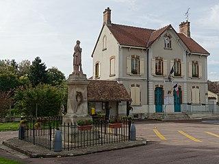 Diant Commune in Île-de-France, France