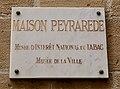 Maison Peyradede, musée du Tabac, Bergerac 2.jpg