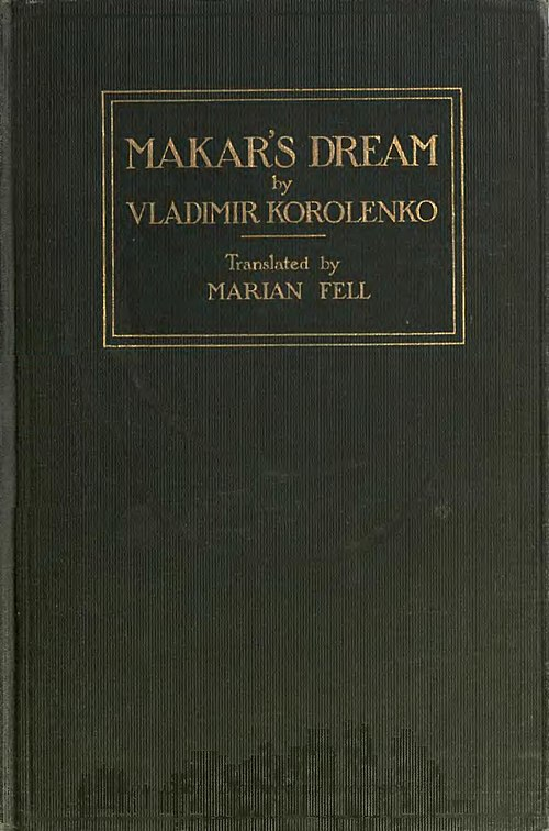 Makar's Dream and Other Stories - front cover.jpg