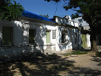 Stepan Makarov - Makarov's birthplace in Nikolaev