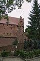 Malbork, zespół zamku krzyżackiego, XIII, XIX 91.jpg