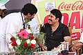 Mammootty and Prasant Payyappilly Palakkappilly.jpg