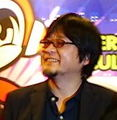Mamoru Hosoda at AFA09.jpg