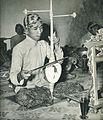 Man playing rebab, Indonesia Tanah Airku, p79.jpg