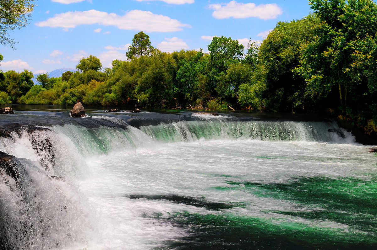 Manavgat Falls in Turkey: photos, how to get there 92