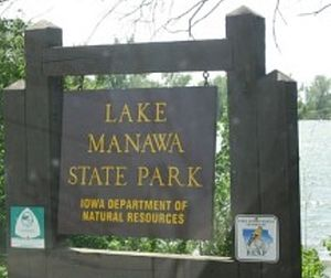Lake Manawa State Park - Image: Manawa