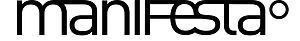 Manifesta - Image: Manifesta logo Large B&WII
