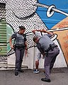 Manifestante abordado por policiais na Avenida Paulista.jpg