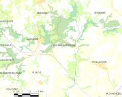 Map commune FR insee code 29129.png