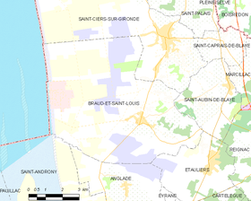 Map commune FR insee code 33073.png