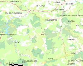Map commune FR insee code 34121.png