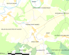 Map commune FR insee code 70255.png
