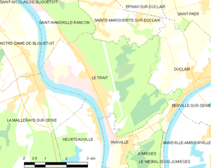 Map commune FR insee code 76709.png