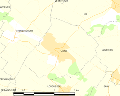 Map commune FR insee code 95658.png