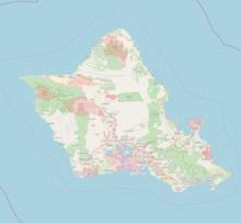 HNL is located in Oahu