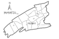 Map of Perry County, Pennsylvania No Text.png