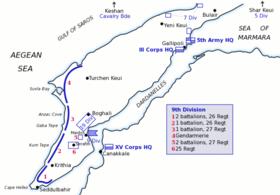 Gallipoli Campaign - Wikipedia