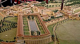 Villa Livia Roma Piantina