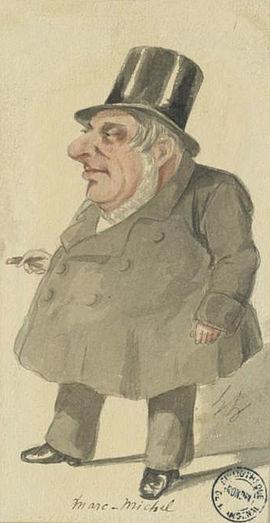 Marc Antoine Amédée Michel