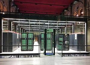 MareNostrum - The MareNostrum 4 supercomputer(2017)