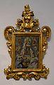 Mare de Déu dels Desemparats, esmalt sobre cristall, museu Marià de València.JPG