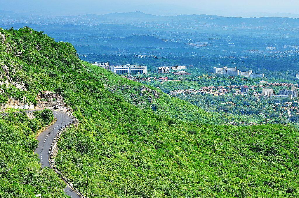 Margalla Hills, Islamabad