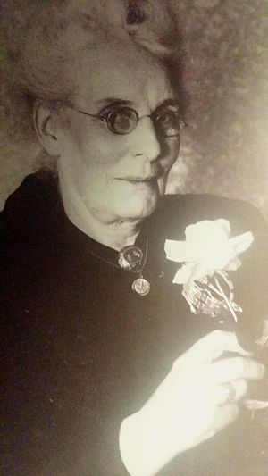 Margaret Pearse - Image: Margaret Pearse in later life