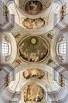 Maria Langegg Klosterkirche Deckenfresken 01.JPG