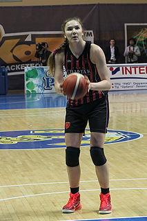 Russian basketball player