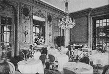 Marie Antoinette Restaurant Quebec
