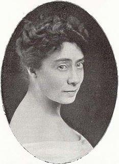 Marie Depage Belgian nurse