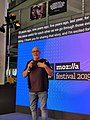 Mark Surman-at Mozfest 2019.jpg