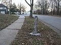 Marker 9 801 118th Terr at 3 Trails Corridor (5b94f82a47df46918f53d957aeb15df2).JPG