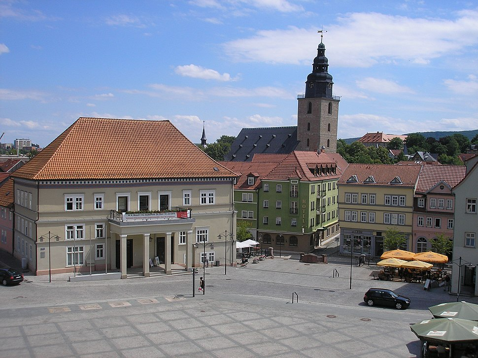 Markt Sondershausen