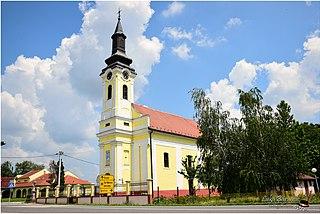 Markušica Municipality in Slavonia, Croatia