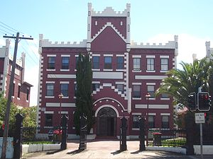 Marrickville, New South Wales - Historic apartments in Livingstone Road, Marrickville