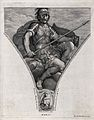 Mars (Ares). Engraving by G.H. Frezza, 1704, after P. de Pet Wellcome V0035974.jpg