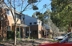 Marsfield, New South Wales - Accommodation for Macquarie University students