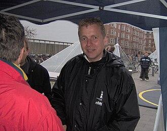 Martin Geertsen - Martin Geertsen in 2005