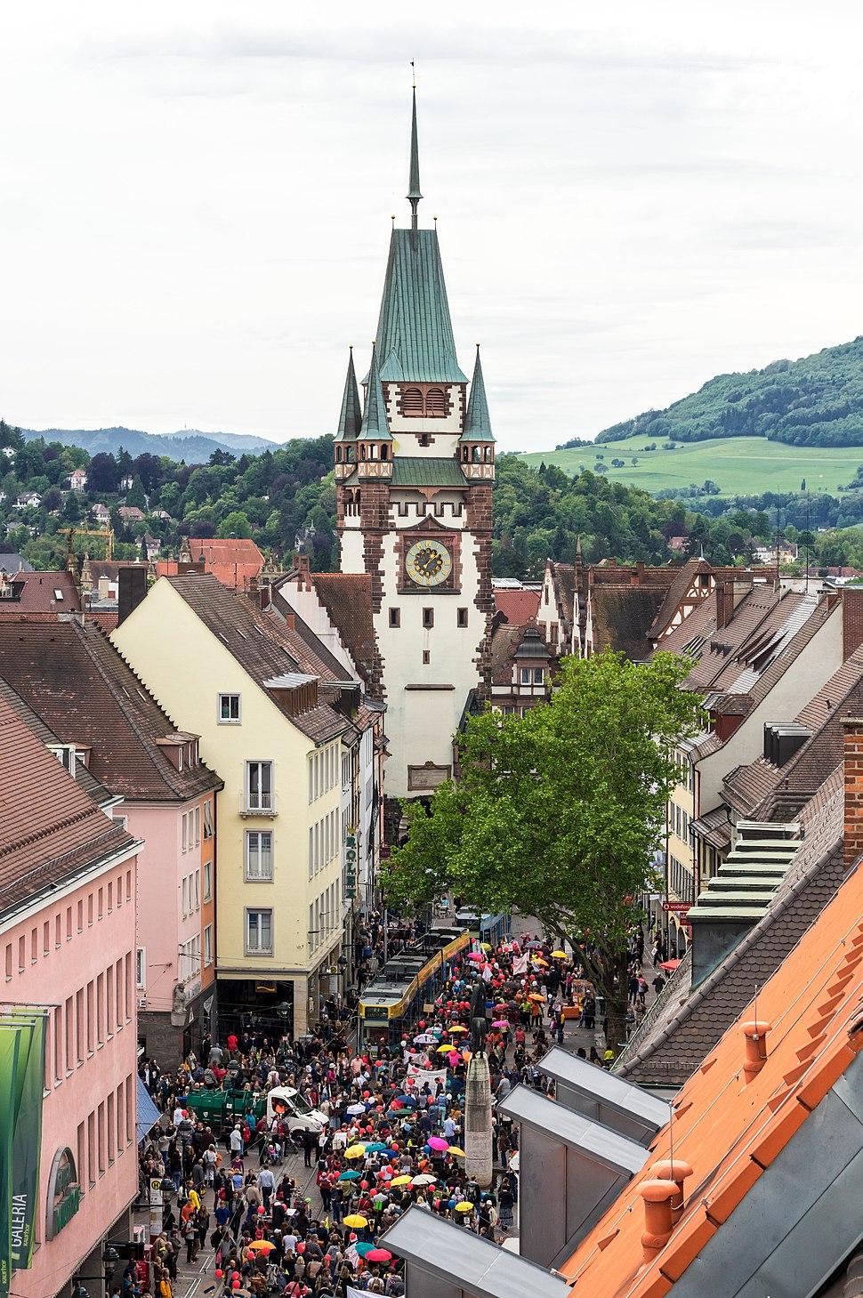 Martinstor (Freiburg im Breisgau) jm10177