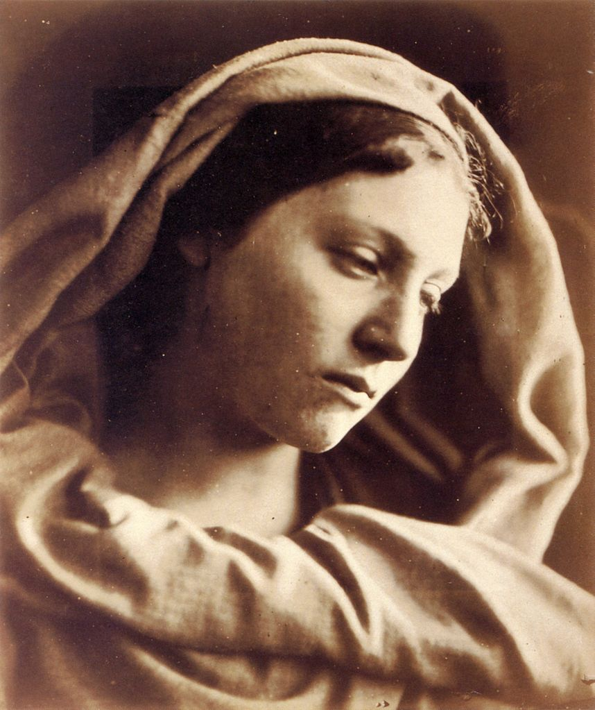 File Mary Mother By Julia Margaret Cameron Jpg