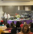 Mary Sue Milliken Visits University of West London 04.jpg