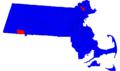 Massachusetts Senatorial Election Results by municipality, 2006.png