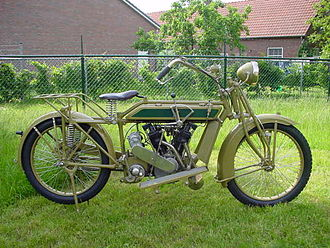 Matchless - 1921 Matchless Type H 1000 cc