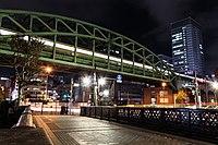 Matsuzumi-chō Overpass 2017-12-01 (39597657221).jpg